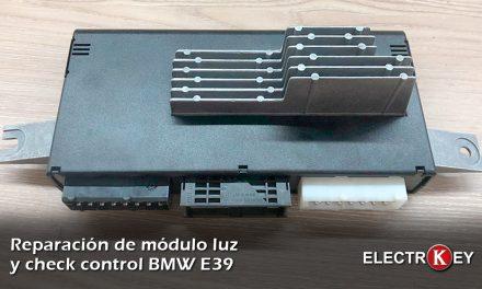 Reparación módulo luz y check control – LCM II – BMW E39