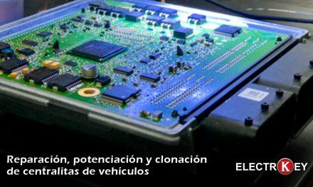 Reparación de centralita de coche en Albacete 🚘