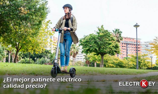 Patín eléctrico Outsider E-volution 8,5 Phoenix 🛴 de Cecotec