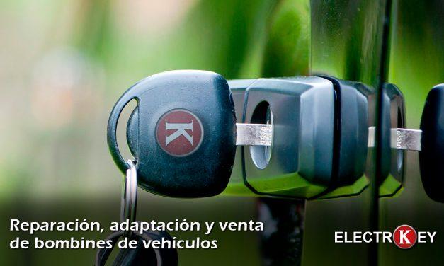 Reparación, adaptación y venta de bombín de vehículo 🔑