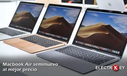 Macbook Air seminuevo