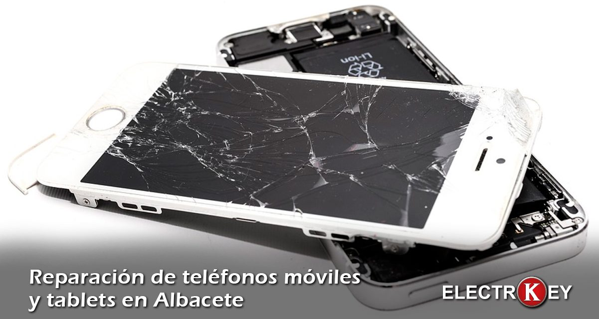 Reparacion de Movil en Albacete