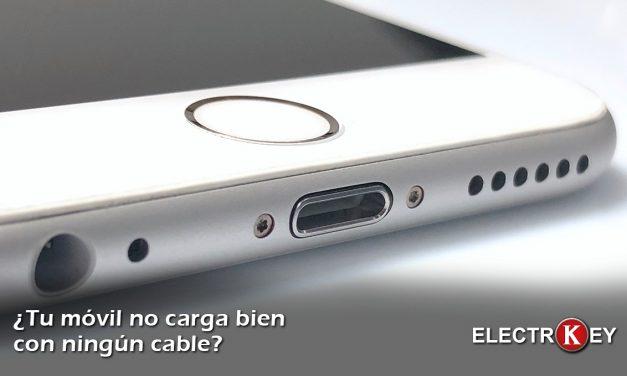 ¿Tu iPhone no carga?, toca cambiar el conector de carga