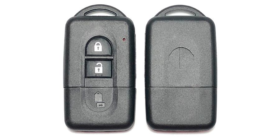 Carcasa llave Nissan Qashqai J10 año 2013