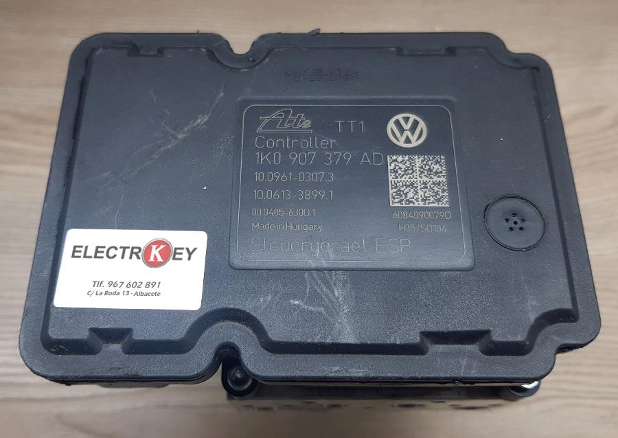 ABS 1K0907379AD grupo VAG reparado en Electrokey