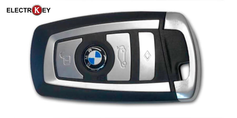 Llave keyless de BMW Serie 3 F30