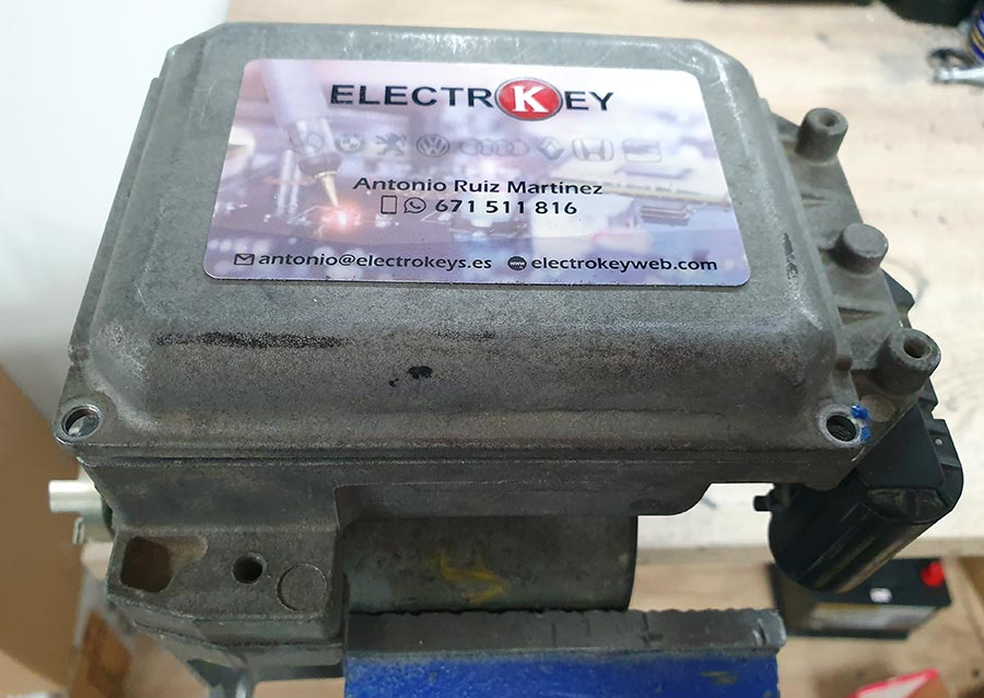 Dirección eléctrica de Peugeot 207