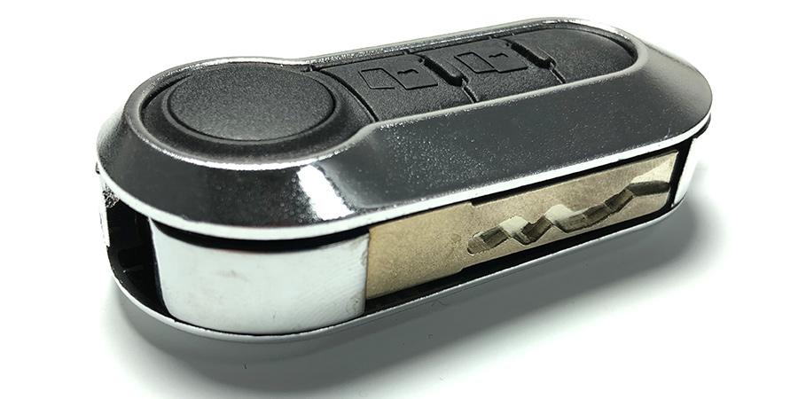 Carcasa de llave de coche nueva en Electrokey