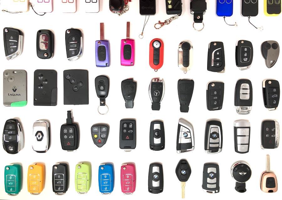 En Electrokey realizamos duplicados de llaves de coche de cualquier marca y modelo en tiempo record