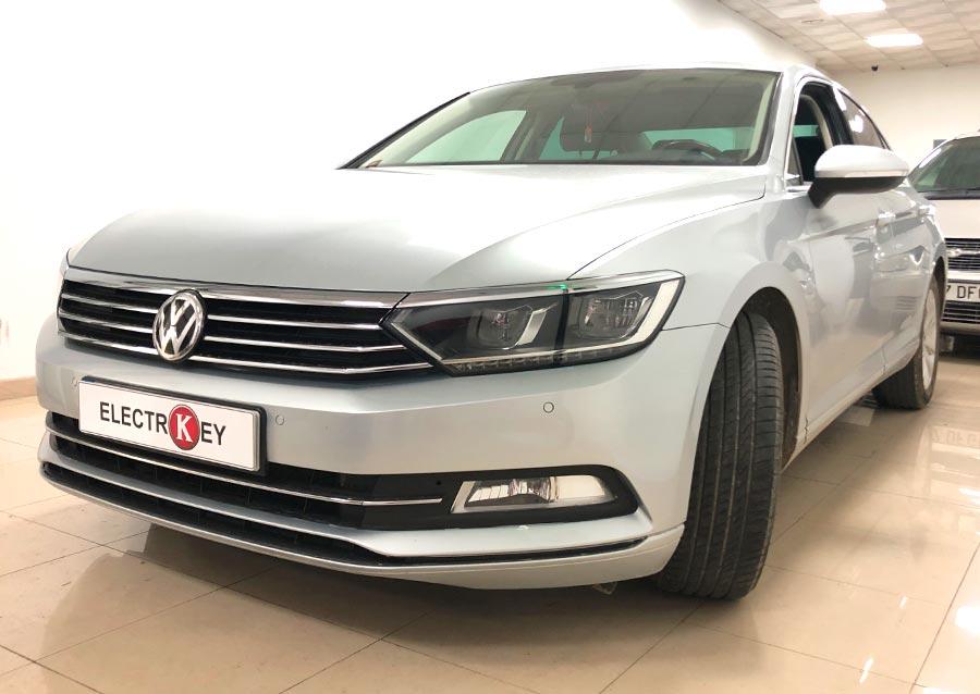 Volkswagen Passat B8 del año 2016