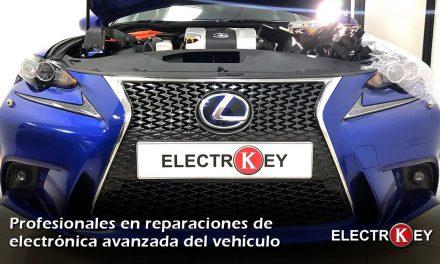 Reparar avería electrónica del coche en Albacete