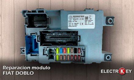 Reparación modulo 00520027820 Fiat Doblo