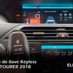 Duplicado de llave Keyless C4 SPACETOURER 2018