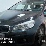 Duplicado de llaves BMW Serie 2