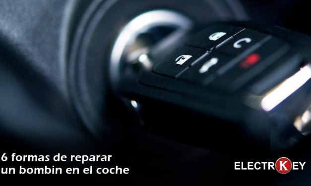 6 posibles maneras de arreglar una llave de coche que no gira en el bombín de arranque.