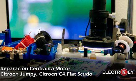 Reparación Centralita Motor Siemens SID803A 5ws40615ct-9665100380