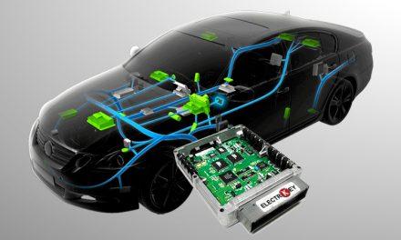 Funciones de la centralita del coche