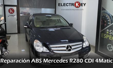 Reparación ABS Mercedes R280 CDI 4Matic