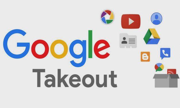 Accede y descarga toda la información que tiene Google de tu móvil