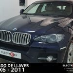 DUPLICADO DE LLAVES BMW X6 2011