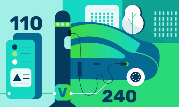nuevas etiquetas para la recarga de vehículos eléctricos