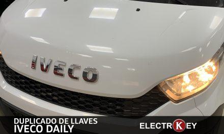 DUPLICADO DE LLAVES iveco daily