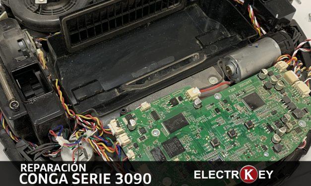 REPARACIÓN CONGA SERIE 3090