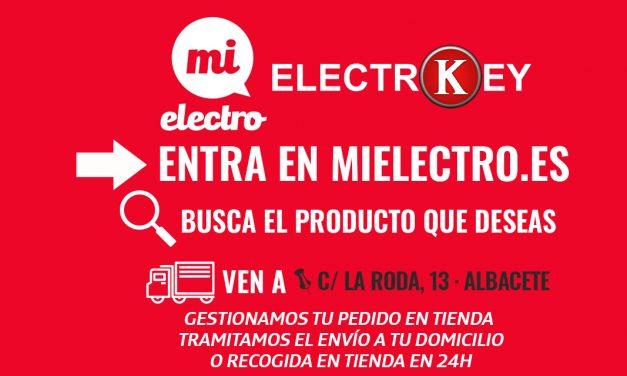 mielectro – electrokey