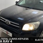 PÉRDIDA TOTAL LLAVES KEYLESS TOYOTA RAV 4