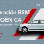 reparación BSM CITROËN C4 REF: 9661682980