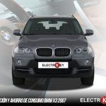 POTENCIACIÓN | AHORRO CONSUMO BMW X3 2007